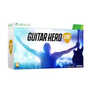 Guitar Hero LIVE (használt) Xbox 360