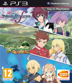 Tales of Graces F & Tales of Symphonia Chronicles Compilation PS3
