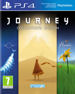 Journey Collector's Edition (használt) PS4