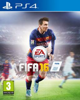 FIFA 16 (használt) PS4