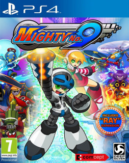 Mighty No. 9 Day One Edition PS4