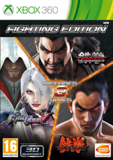 Fighting Edition Xbox 360
