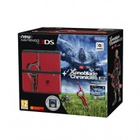New Nintendo 3DS (Fekete) + Xenoblade Chronicles 3D 3DS