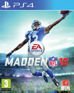 Madden NFL 16 (használt) PS4