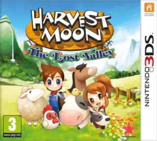 Harvest Moon The Lost Valley 3DS