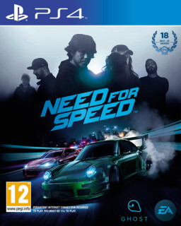 Need For Speed (2016)  (használt) PS4