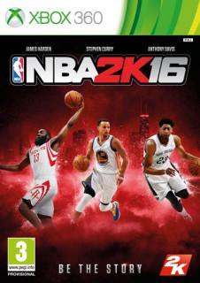 NBA 2K16 (használt) XBOX 360