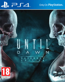 Until Dawn Extended Edition PS4