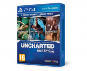 Uncharted The Nathan Drake Collection (használt) PS4