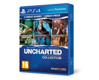 Uncharted The Nathan Drake Collection (használt)