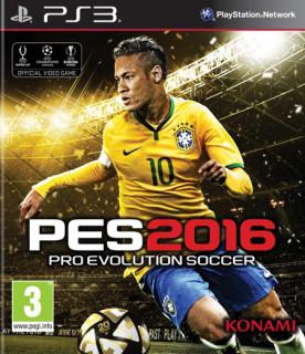 Pro Evolution Soccer 2016 (PES 16)  PS3