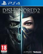 Dishonored 2 (használt) PS4