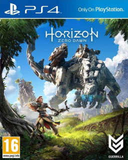 Horizon Zero Dawn (használt) PS4