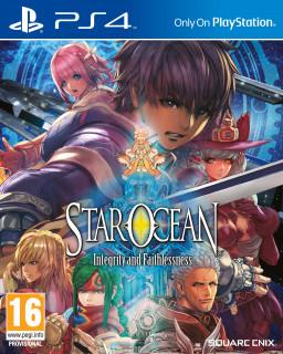 Star Ocean Integrity and Faithlessness (használt) PS4