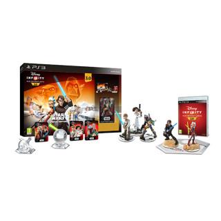 Disney Infinity 3.0 Star Wars Saga Bundle PS3