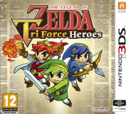 The Legend of Zelda: Tri Force Heroes 3 DS