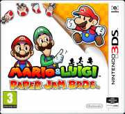 Mario and Luigi Paper Jam Bros. 3 DS