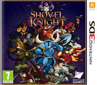 Shovel Knight 3DS