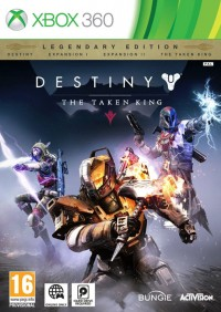 Destiny The Taken King Legendary Edition Xbox 360