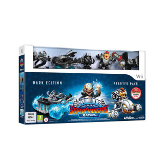Skylanders Superchargers Dark Edition Starter Pack WII