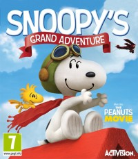 Peanuts Snoopy's Grand Adventure Xbox One