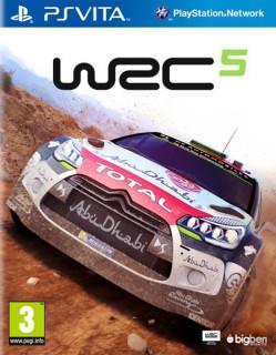 World Rally Championship 5 (WRC 5) PS Vita