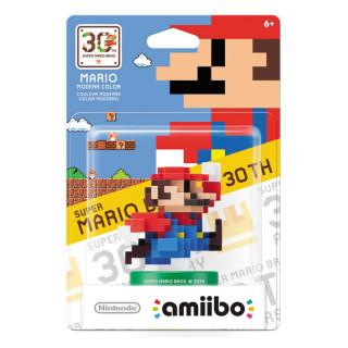 Modern Colour Mario amiibo figura - 30th Anniversary Collection AJÁNDÉKTÁRGY