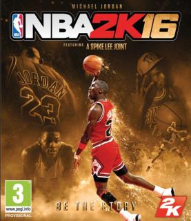 NBA 2K16 Michael Jordan Edition Xbox One