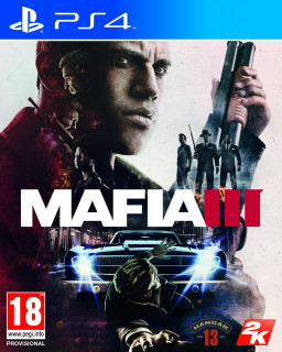 Mafia III (3) PS4
