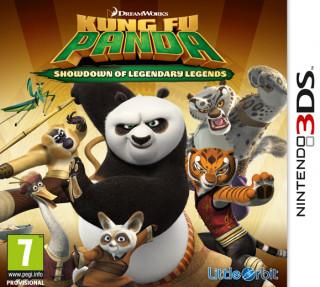 Kung Fu Panda Showdown of Legendary Legends 3DS