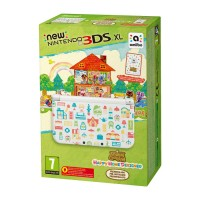 New Nintendo 3DS XL Animal Crossing Happy Home Designer Bundle 3DS
