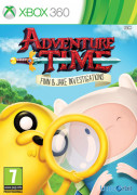 Adventure Time Finn and Jake Investigations (használt) XBOX 360