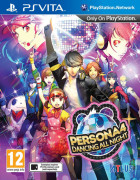 Persona 4 Dancing All Night PS VITA