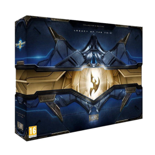 StarCraft II (2) Legacy of the Void Collector's Edition  PC