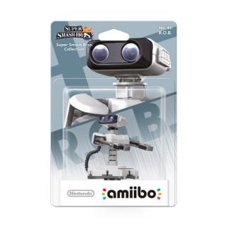 R.O.B. amiibo figura - Super Smash Bros. Collection AJÁNDÉKTÁRGY