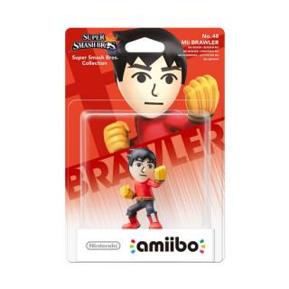 Mii Brawler amiibo figura - Super Smash Bros. Collection AJÁNDÉKTÁRGY
