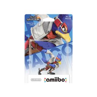 Falco amiibo figura - Super Smash Bros. Collection AJÁNDÉKTÁRGY