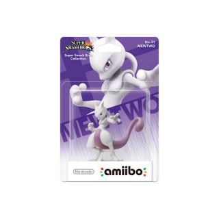 Mewtwo amiibo figura - Super Smash Bros. Collection AJÁNDÉKTÁRGY