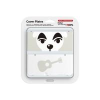 New Nintendo 3DS Cover Plate (Dog) (Borító) 3DS