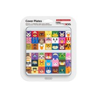 New Nintendo 3DS Cover Plate (Animal Crossing HHD) (Borító) 3DS