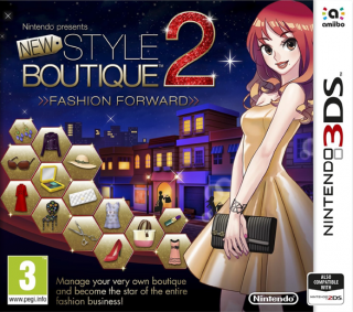 New Style Boutique 2 Fashion Forward 3DS
