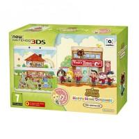 New Nintendo 3DS + Animal Crossing Happy Home Designer + Kártyacsomag 3DS