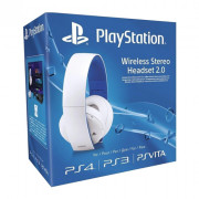 Sony Wireless Stereo Headset 2.0 (7.1 Virtual Surround, Fehér) MULTI