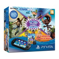 PS Vita (Wi-Fi) Hits Mega Pack PS Vita