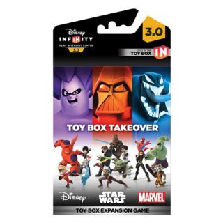 Disney Infinity 3.0 Toy Box Takeover Ajándéktárgyak
