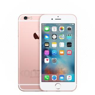 Apple iPhone 6S 16GB Rose Gold (Gyári felújított) Mobil