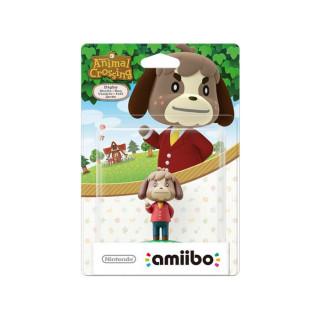 Digby amiibo figura - Animal Crossing Collection AJÁNDÉKTÁRGY