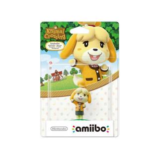 Isabelle amiibo figura - Animal Crossing Collection AJÁNDÉKTÁRGY