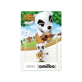 K.K. amiibo figura - Animal Crossing Collection AJÁNDÉKTÁRGY