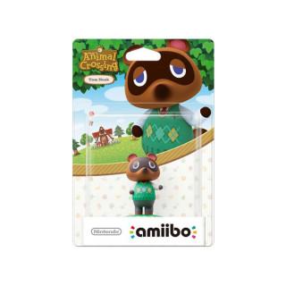 Tom Nook amiibo figura - Animal Crossing Collection AJÁNDÉKTÁRGY